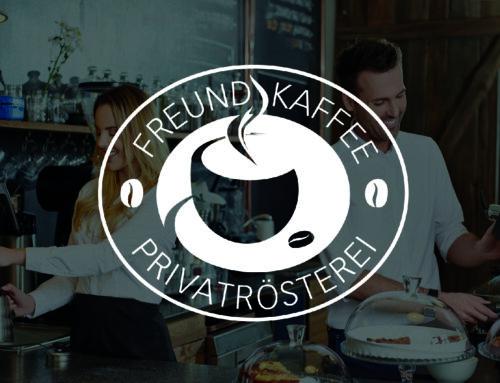 Online Shop für FREUND KAFFEE in Leinefelde erstellt